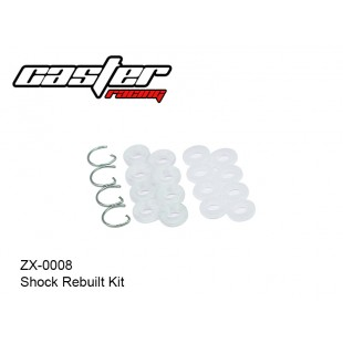 ZX-0008  ZX-1.5 Shock Rebuilt Kit
