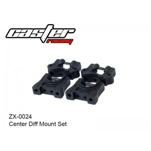 ZX-0024   Center Diff Mount Set