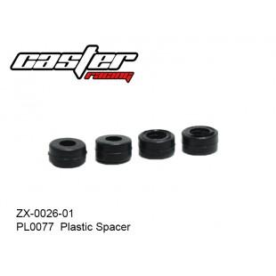 ZX-0026-01   PL0077  Plastic Spacer