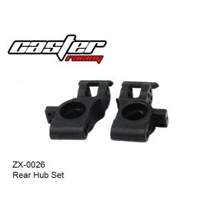 ZX-0026  Rear Hub Set