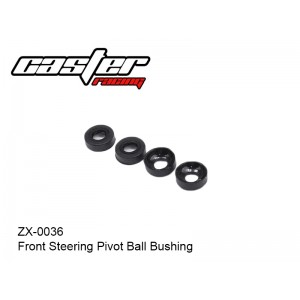 ZX-0036   Front Steering Pivot Ball Bushing 14mm