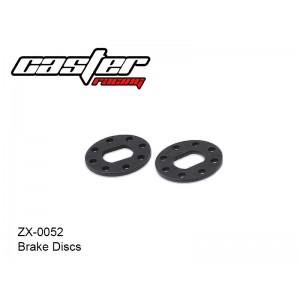 ZX-0052  Brake Discs