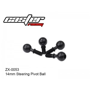 ZX-0053  Steering Pivot Ball  14mm