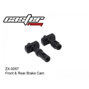 ZX-0057  Front & Rear Brake Cam