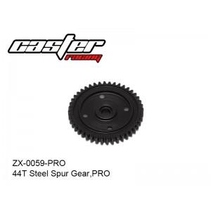 ZX-0059-PRO  44T Steel Spur Gear,PRO