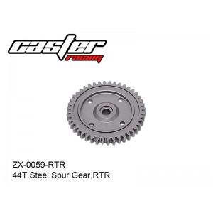 ZX-0059-RTR  44T Steel Spur Gear,RTR