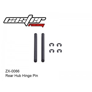 ZX-0066  Rear Hub Hinge Pin