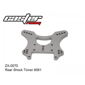 ZX-0070  Rear Shock Tower 6061