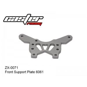 ZX-0071  Front Support Plate 6061