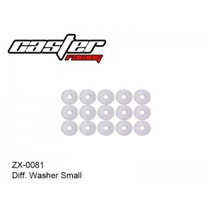 ZX-0081  Diff. Washer Small