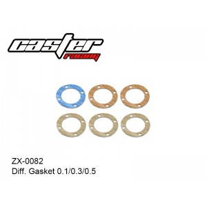 ZX-0082  Diff. Gasket