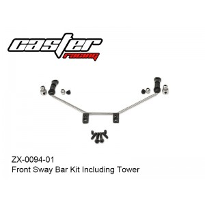 ZX-0094-01  Front Sway Bar Kit Including Tower