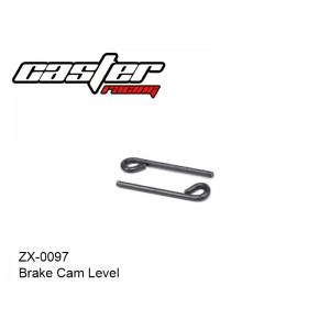 ZX-0097  Brake Cam Level