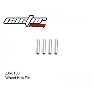 ZX-0100  Wheel Hub Pin