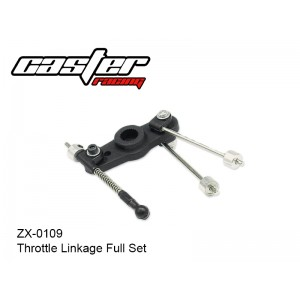 ZX-0109  Throttle Linkage Full Set