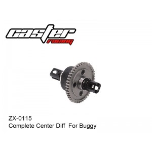 ZX-0115  Complete Center Diff  For Buggy