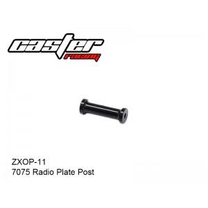ZXOP-11  7075 Radio Plate Post