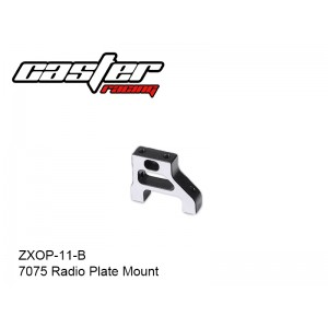ZXOP-11-B  7075 Radio Plate Mount