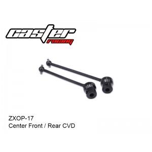 ZXOP-17  Center Front / Rear CVD
