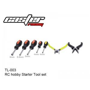 TL-003  RC hobby Starter Tool set