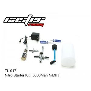 TL-017  Nitro Starter Kit [ 3000Mah NiMh ]