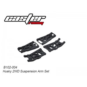 B102-004 Husky 2WD Suspension arm set