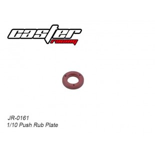JR-0161  1/10 Push Rub Plate