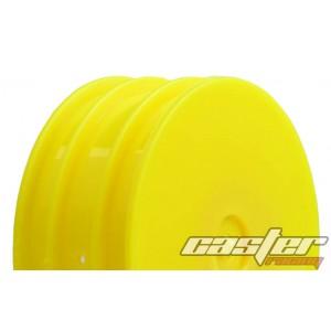 SK052-YE Front Rims Yellow(2pcs)