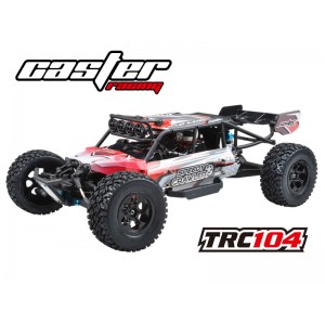 TRC104RTR002 1/10 4WD EP Speedy Crawler - RTR BRUSHLESS SYSTEM (without Battery & Charger)