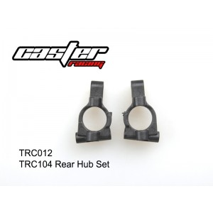 TRC012 TRC104 Rear Hub Set