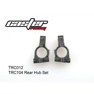 TRC012  TRC104 Rear Hub Set