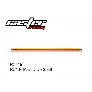 TRC015  TRC104 Main Drive Shaft