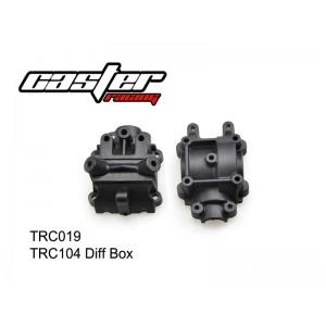 TRC019 TRC104 Diff Box