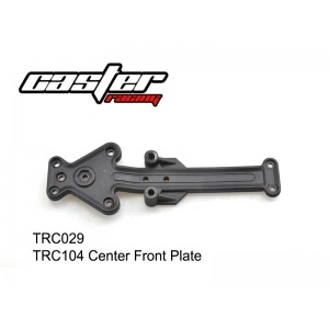 TRC029  TRC104 Center Front Plate
