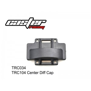 TRC034  TRC104 Center Diff Cap