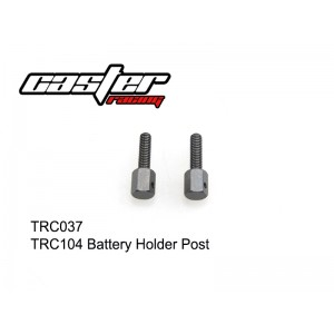 TRC037  TRC104 Battery Holder Post