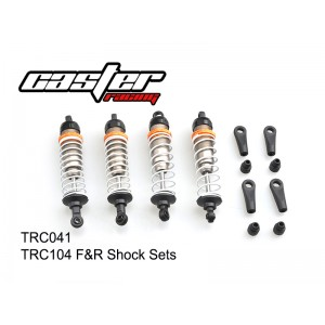 TRC041  TRC104 F&R Shock Sets