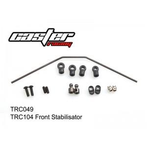 TRC049  TRC104 Front Stabilisator
