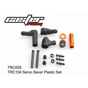 TRC005  TRC104 Servo Saver Plastic Set