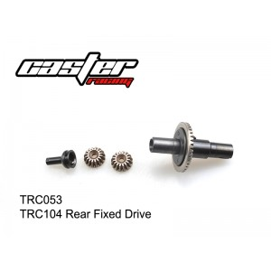 TRC053  TRC104 Rear Fixed Drive