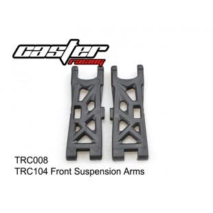TRC008  TRC104 Front Suspension Arms