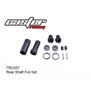 TRC057  TRC104 Rear Shaft Full Set