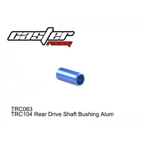 TRC063  TRC Rear Drive Shaft Bushing Alum