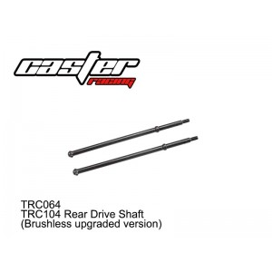 TRC064 TRC104 Rear Drive Shaft (Brushless upgraded version)