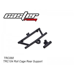 TRC068 TRC104 Roll Cage Rear Support