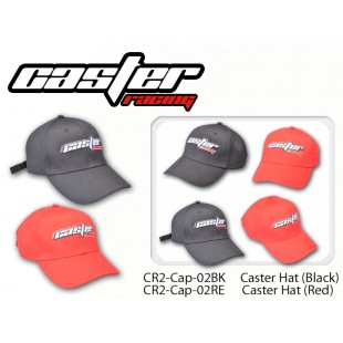 CR2-CAP-02  Caster Cap ,Black