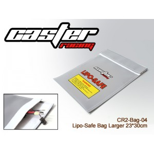 CR2-Bag-04   Lipo-Safe Bag Larger 23*30cm
