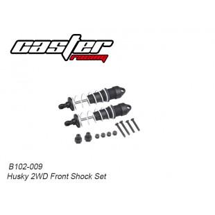 B102-009 Husky 2WD Front Shock Set
