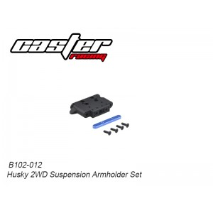 B102-012 Husky 2WD Suspension Armholder Set
