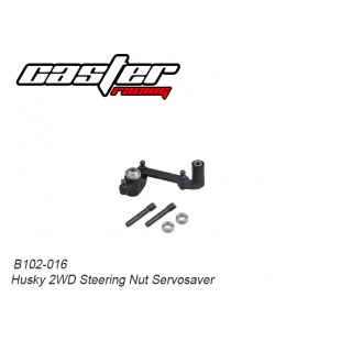 B102-016 Husky 2WD Steering Nut Servosaver